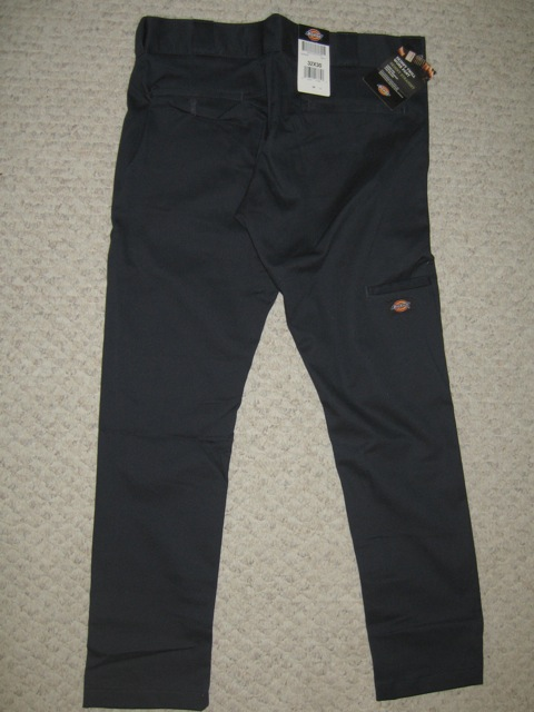 Dickies Skinny Straight Work Pant - Navy