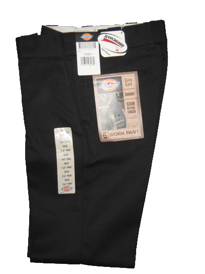 Dickies 874 Traditional Work Pant - Black