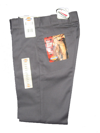 Dickies 874 Traditional Work Pant - Charcoal