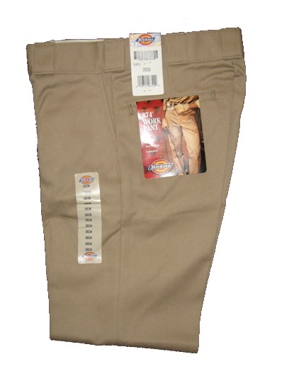 Dickies 874 Traditional Work Pant - Khaki