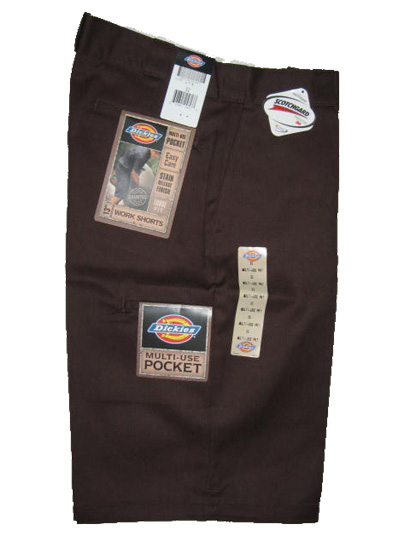 Dickies Multi-Use Pocket Work Short - Brown