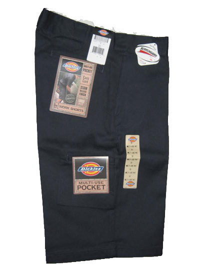 Dickies Multi-Use Pocket Work Short - Dark Navy