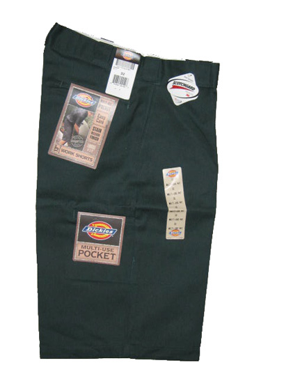 Dickies Multi-Use Pocket Work Short - Navy Blue