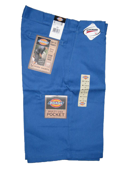 Dickies Multi-Use Pocket Work Short - Royal Blue
