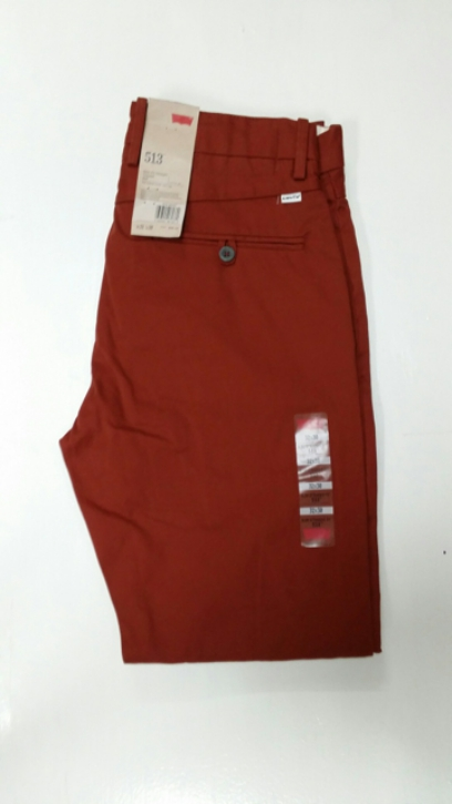 Levis 513 Jeans - Red Rock (0007)