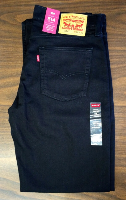 Levis 514 Womens Jeans