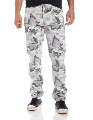 Levi's Men's Chino Twill Pant - Grey Camo (0037) - Click Image to Close