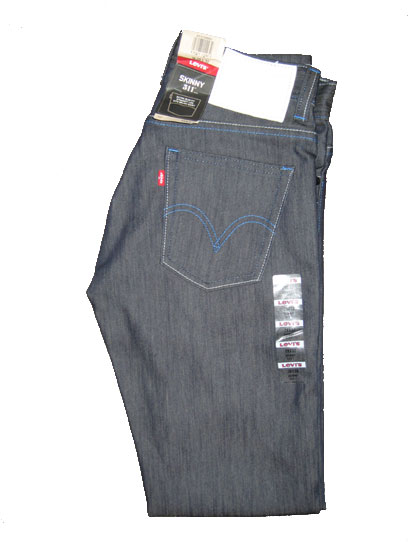 Levis 511 Jeans - Premium Rigid White Label (51120001)