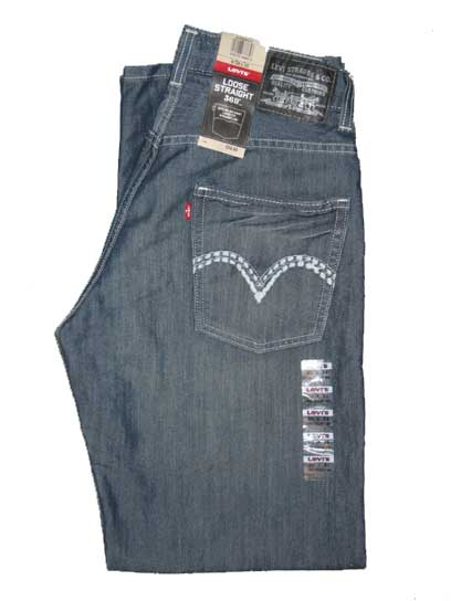 Levis 569 Jeans - Stainless (0031)