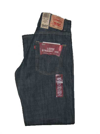 Levis 569 Jeans - Soft Rinsed (0147)