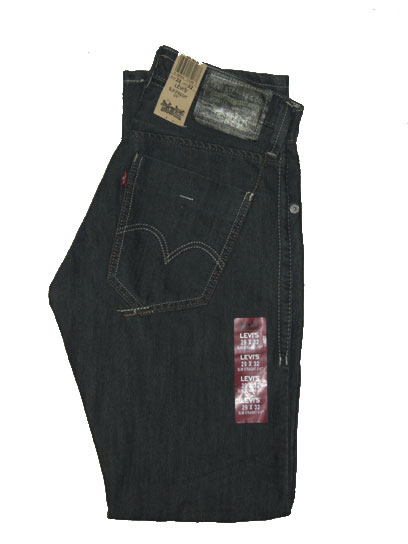 Levis 514 Jeans - Dark Low Tide (614-0024)