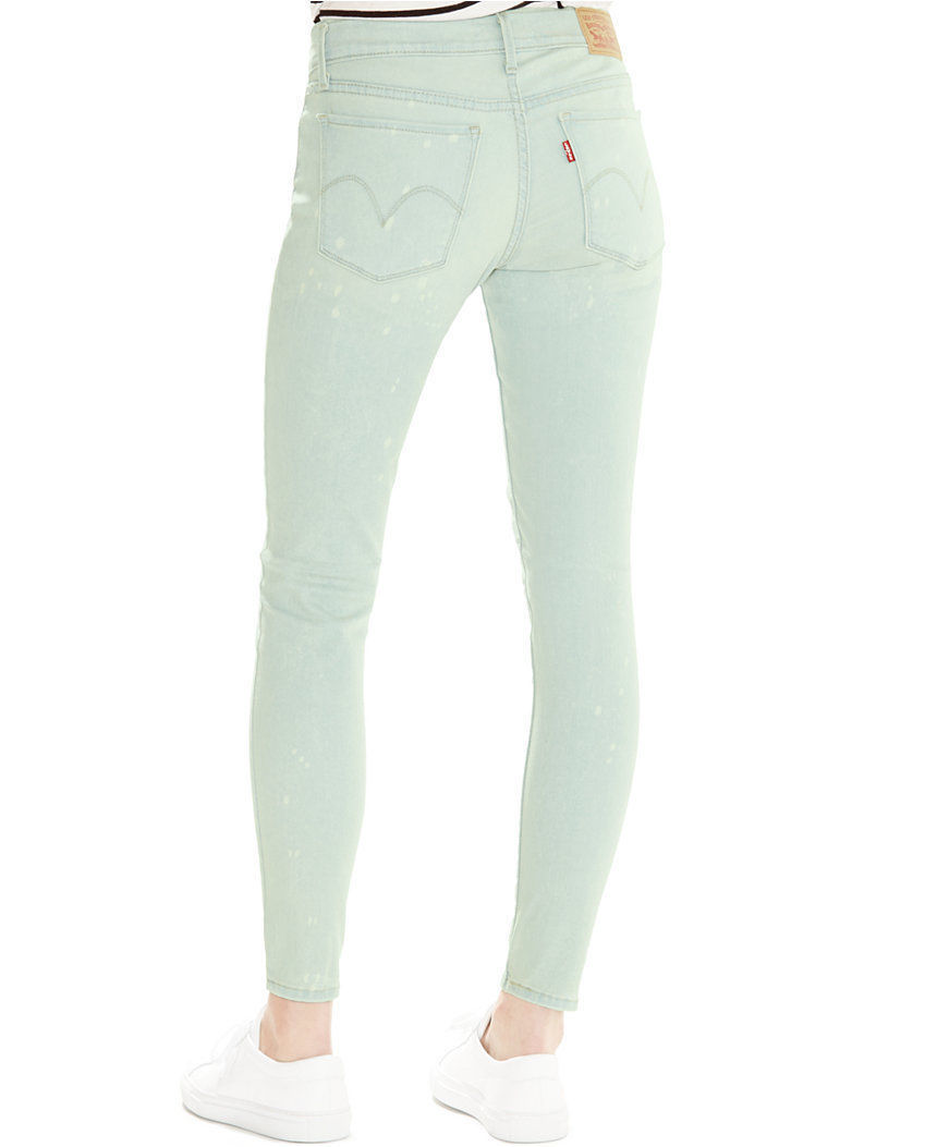 Levi's Juniors 710 Legging Jean - Canyon Dreams (0071)