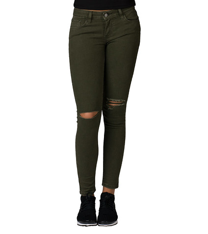 Levi's Juniors 535 Legging Jean - Dark Denim (0266)