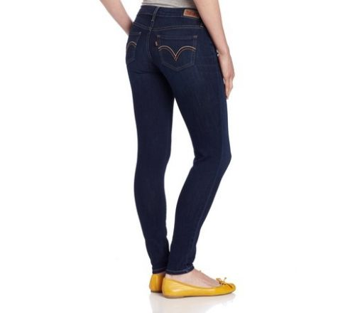 Levi's Juniors 535 Legging Jean - Rusty (0093)