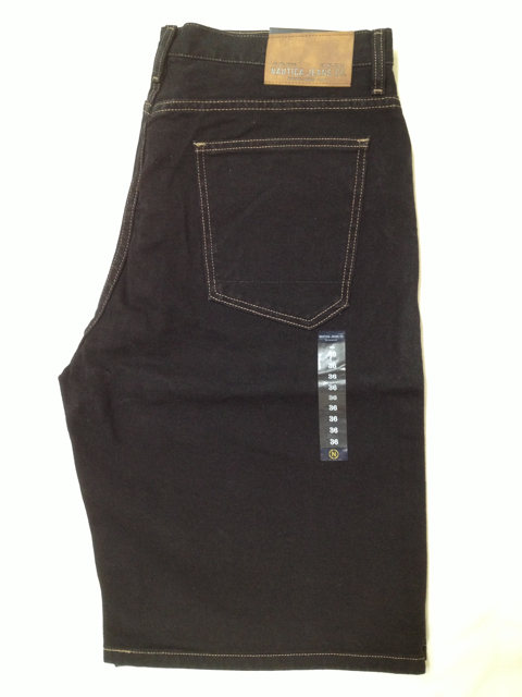 Nautica Relaxed Fit Shorts - Black
