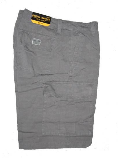 Nautica Cargo Shorts - Grey