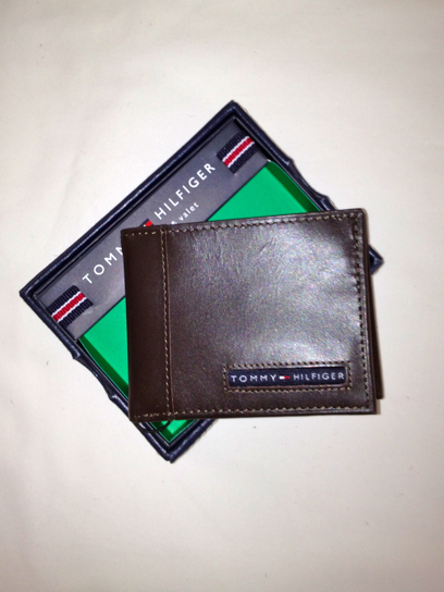 Tommy Hilfiger Billfold Wallet Brown (0091-5663/02)