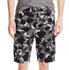 Levis Carrier Cargo short 23251 0002 camo Graphite