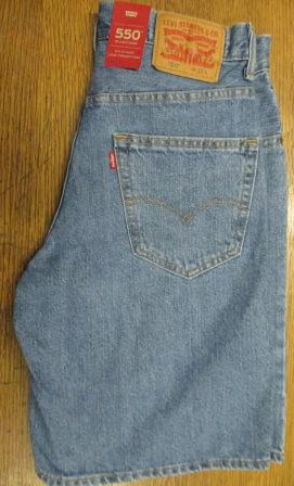5e0b44af Levis short 550 Stone wash 35550 2110 [35550 2110] - $34.99 : Levis ...