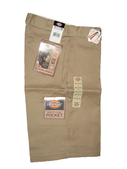 Dickies Multi-Use Pocket Work Short - Khaki