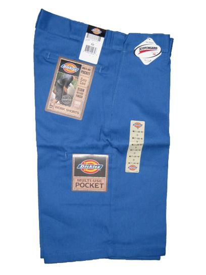 Dickies Multi Use Pocket Work Short Royal Blue 20 99