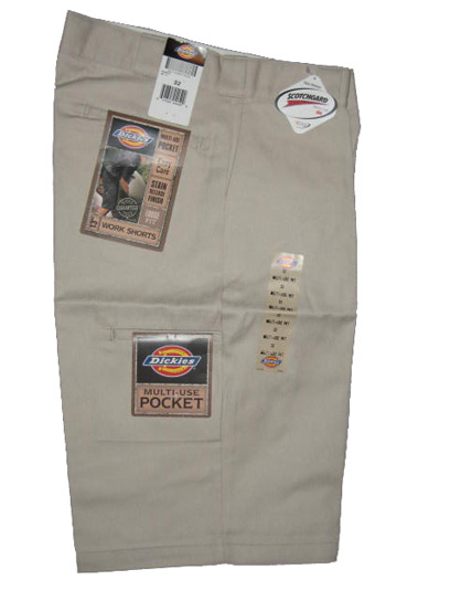 Dickies Multi-Use Pocket Work Short - Stone