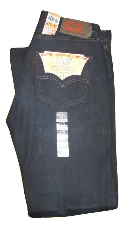 Levis 501 Jeans - Lodge Pole (1854)