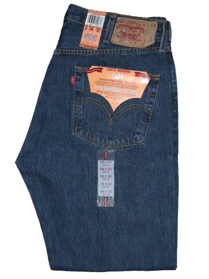 0c538eb8a76 Levis 501 Jeans the Original : American Jeans :Mens Clothing ...