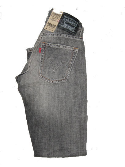 Levis 514 Jeans - New Metal (0001)