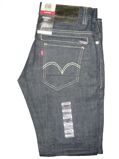 Mens Levis 550 Jeans
