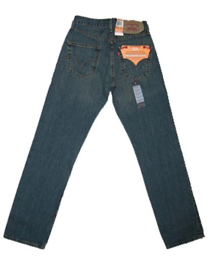 Levis 550 Mens Jeans