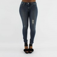 Levi's Juniors 535 Legging Jean - Sunlight (0239)